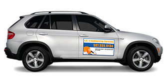 Get Paid For Car Advertising